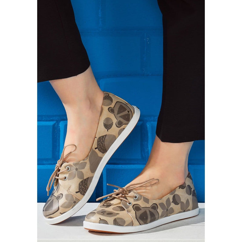 Kitty The Cat Dogo Women's Flat Shoesimage8