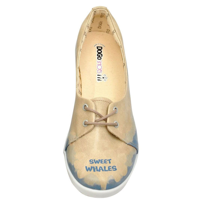 Sweet Whales Dogo Women's Flat Shoesimage5