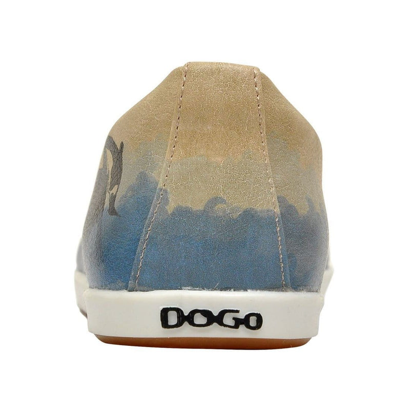 Sweet Whales Dogo Women's Flat Shoesimage6