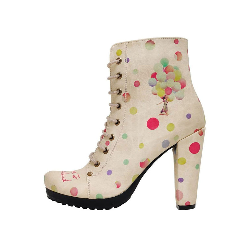 Take Me To Neverland Dogo Women's Booties image3