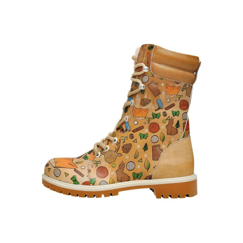 Too Much Cold My Darling Dogo Women's High Boots image3