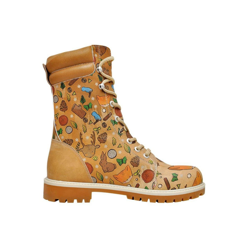 Too Much Cold My Darling Dogo Women's High Boots image4