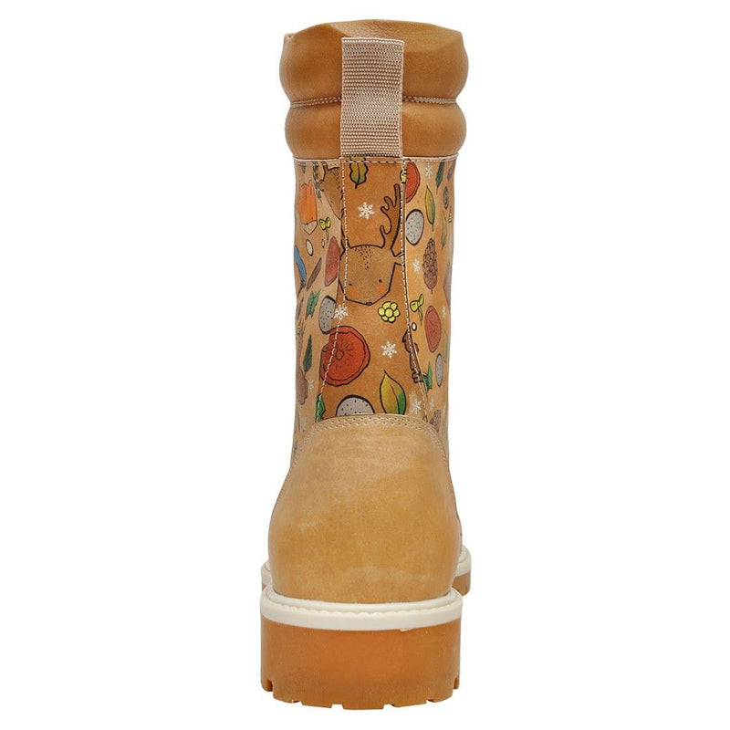 Too Much Cold My Darling Dogo Women's High Boots image6