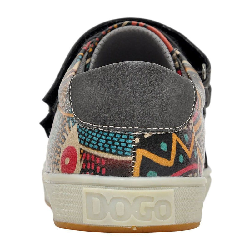 Color Explosion Dogo Women's Flat Shoesimage6