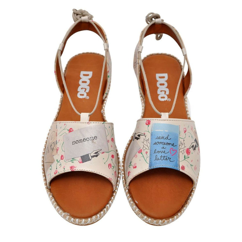Love Letter Dogo Women's Sandals image2