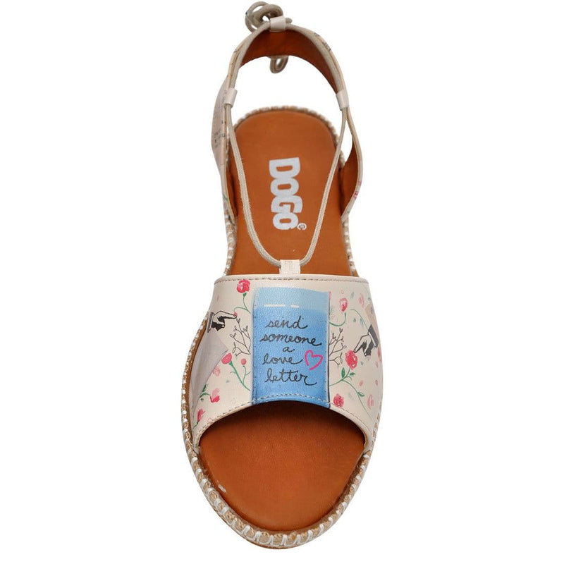 Love Letter Dogo Women's Sandals image5