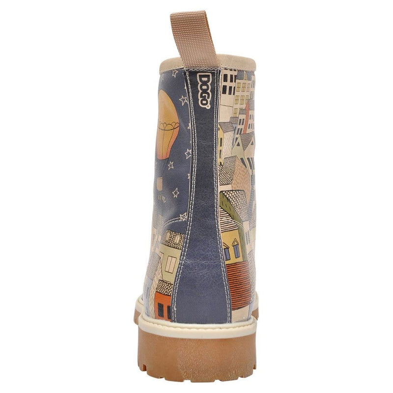 Floating Into The Night DOGO Women's Mid Calf Boot image-6