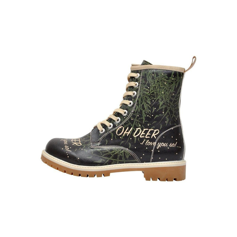 I Love You So... DOGO Women's Mid Calf Boot image-3