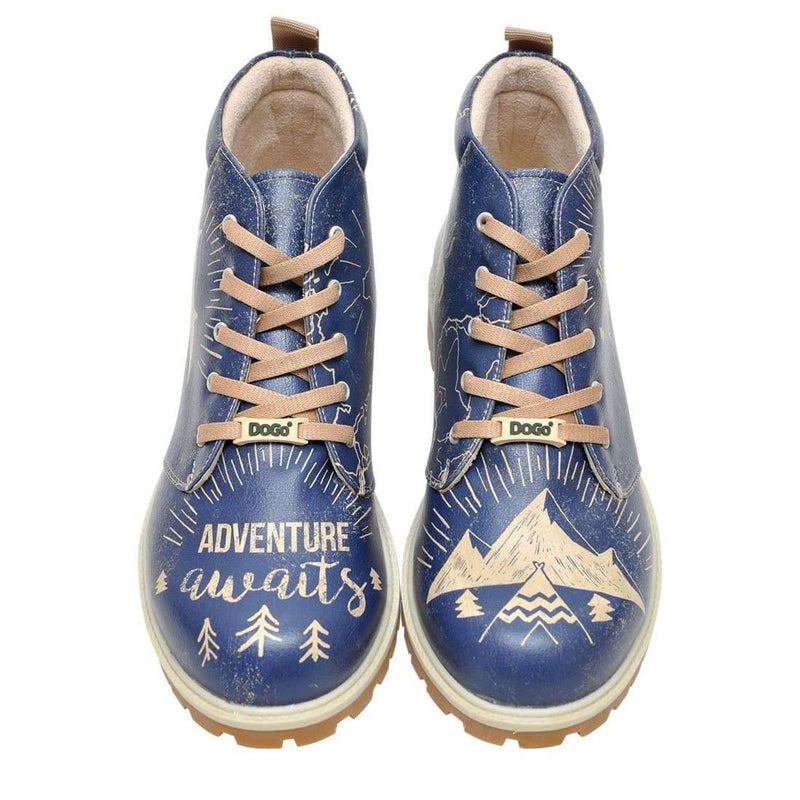 Adventure Awaits Dogo Men's Boots image 1