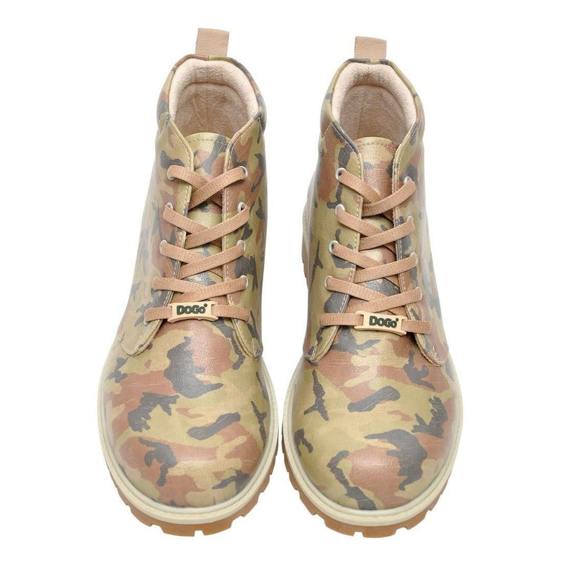 Camo Dogo Men's Boots image 1
