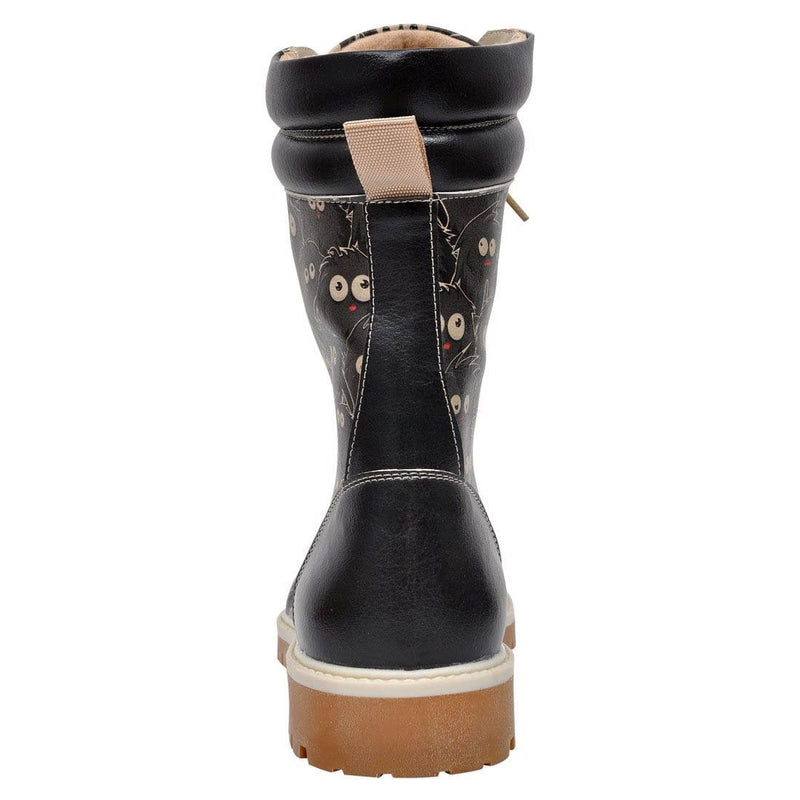 Charcoal Fellas Dogo Women's High Boots image6