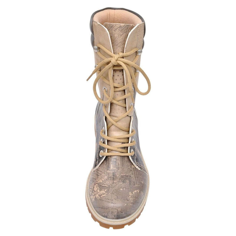 Welcome To New York Dogo Women's High Boots image5