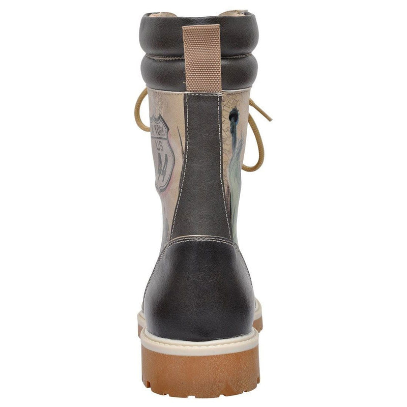 Welcome To New York Dogo Women's High Boots image6
