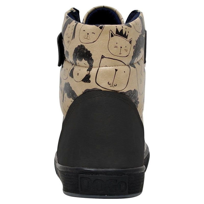 Home is Where Your Cat is Dogo Women's Boots image6