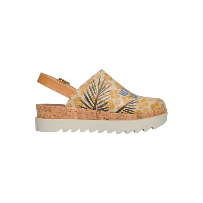 Just Keep Your Head Above Water Dogo Women's Sandals image4