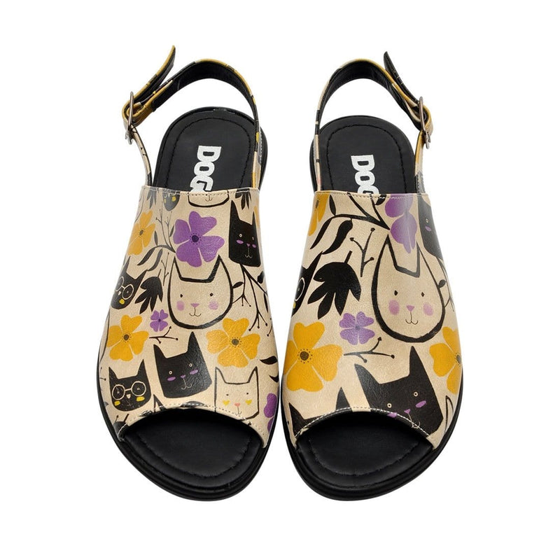 Cats Forever Dogo Women's Sandals image1