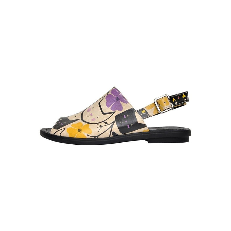 Cats Forever Dogo Women's Sandals image3