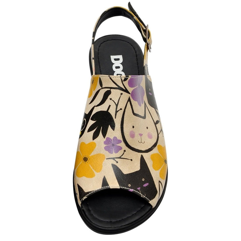 Cats Forever Dogo Women's Sandals image5