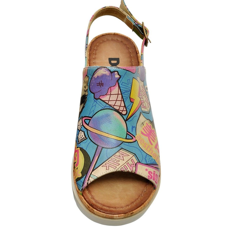 Aesthetic Dogo Women's Sandals image5