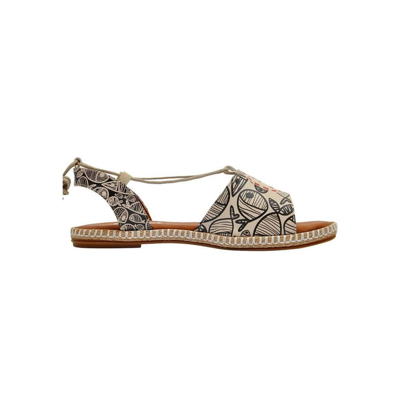 Just Keep Swimming Dogo Women's Sandals image4
