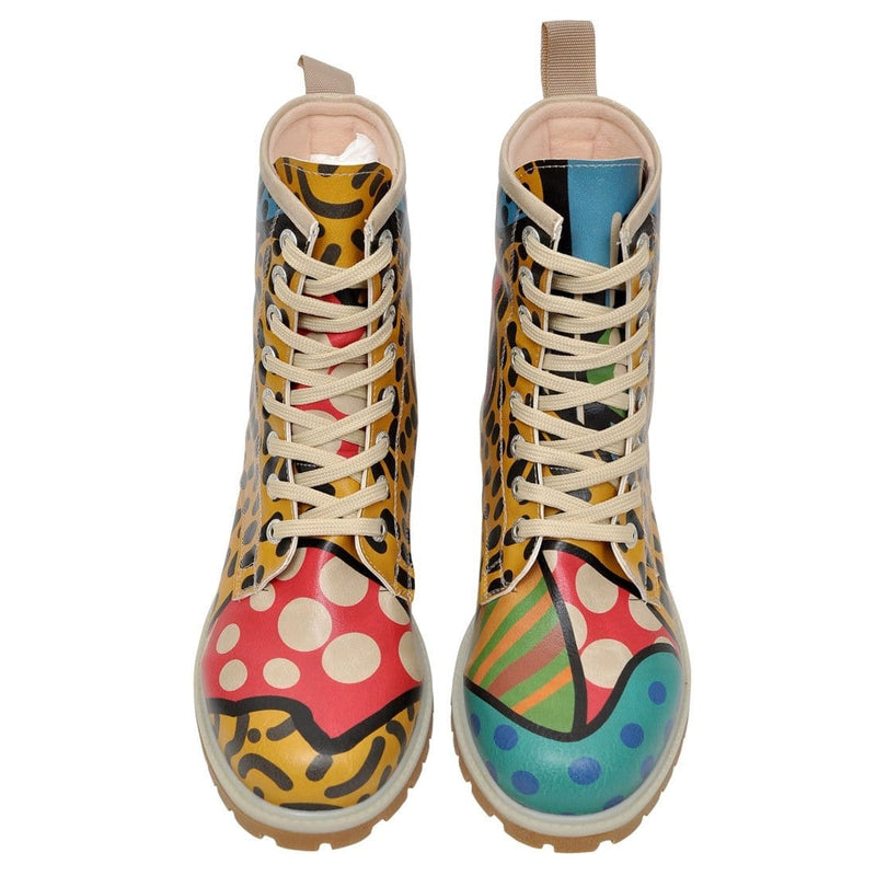 Colourful DOGO Women's Mid Calf Boot image-1