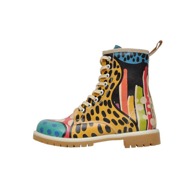 Colourful DOGO Women's Mid Calf Boot image-3