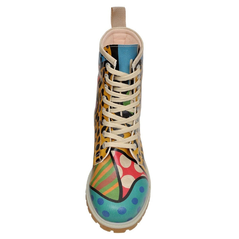 Colourful DOGO Women's Mid Calf Boot image-5