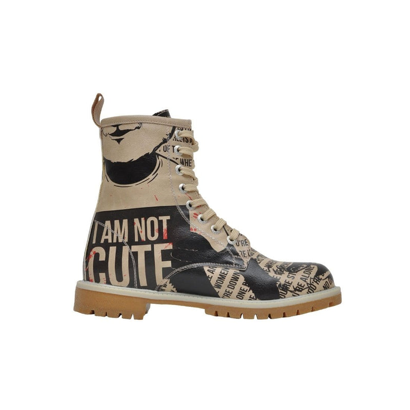 Not Cute DOGO Women's Mid Calf Boot image-4