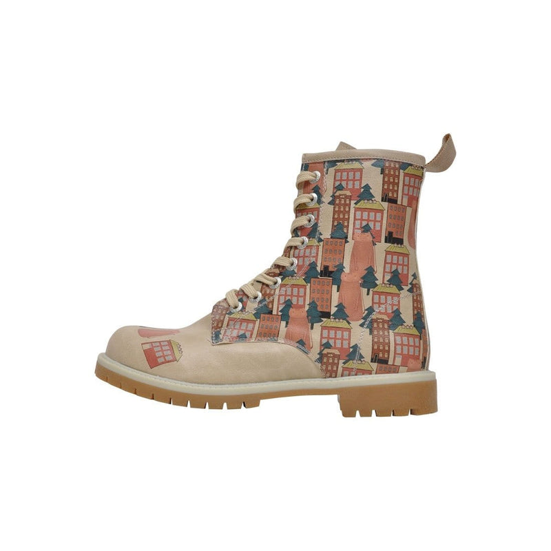 Home Sweet Home DOGO Women's Mid Calf Boot image-3