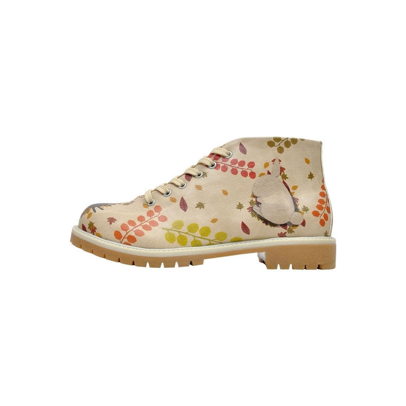 Mother Nature is Sleeping Dogo Women's Short Boots image3