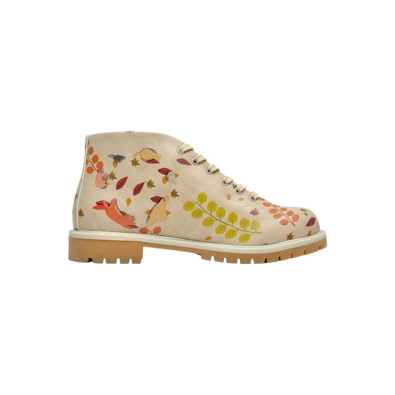 Mother Nature is Sleeping Dogo Women's Short Boots image4