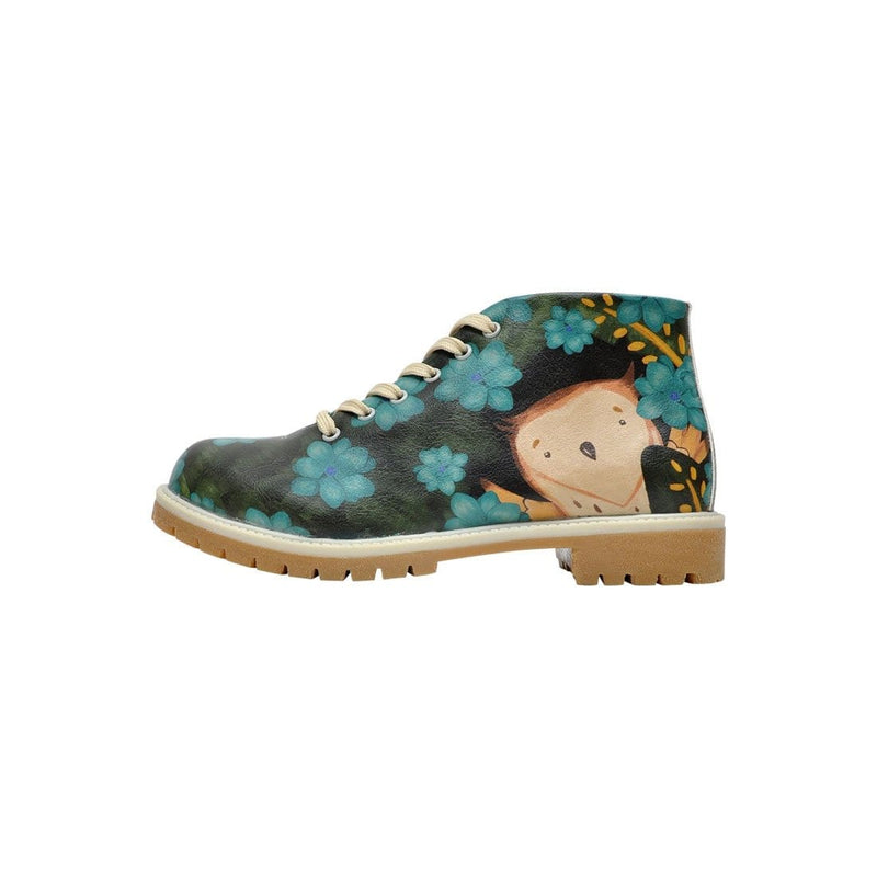Owl My Love Dogo Women's Short Boots image3