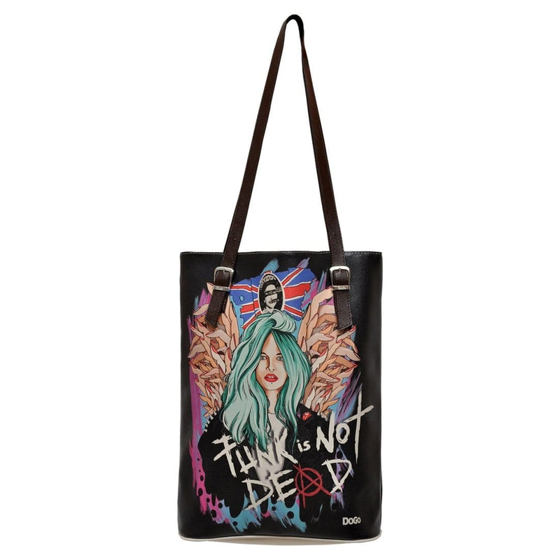 Punk is Not Dead DOGO Women's Shoulder Bag image 3