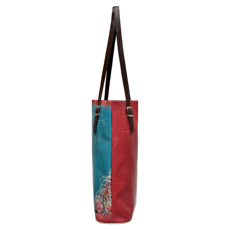 Peacock DOGO Women's Shoulder Bag image 2
