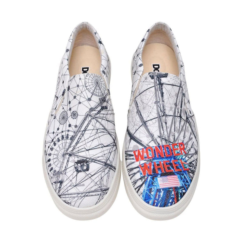 Wonder Wheel Dogo Men's Flat Shoes image 1