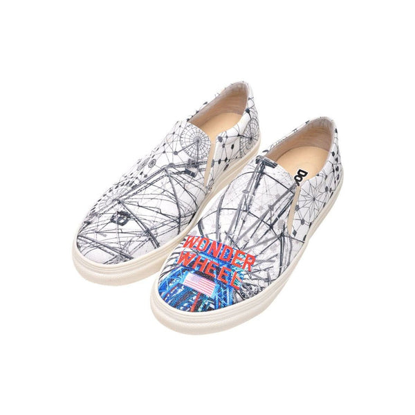 Wonder Wheel Dogo Men's Flat Shoes image 2