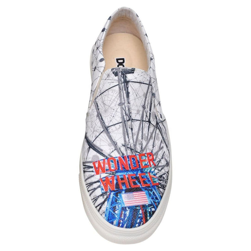 Wonder Wheel Dogo Men's Flat Shoes image 5