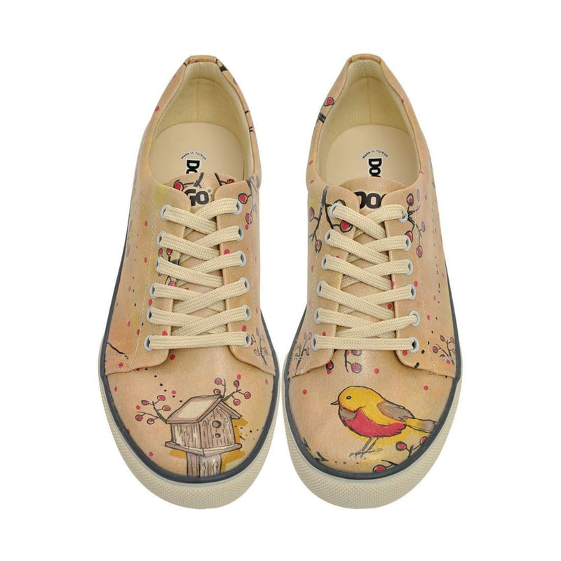 A Little Bird Told Me DOGO Women's Sneakers image 2