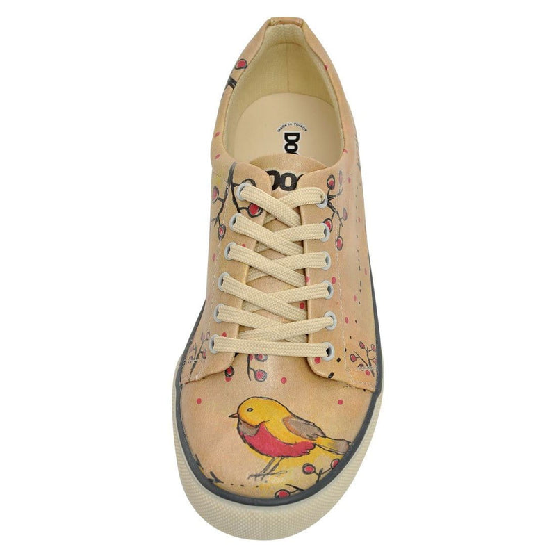 A Little Bird Told Me DOGO Women's Sneakers image 5