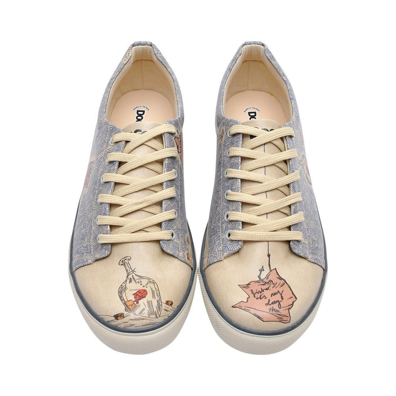 Lucky Fish Dogo Men's Sneakers image 2