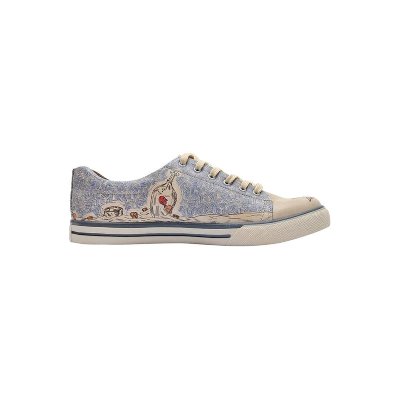 Lucky Fish Dogo Men's Sneakers image 4
