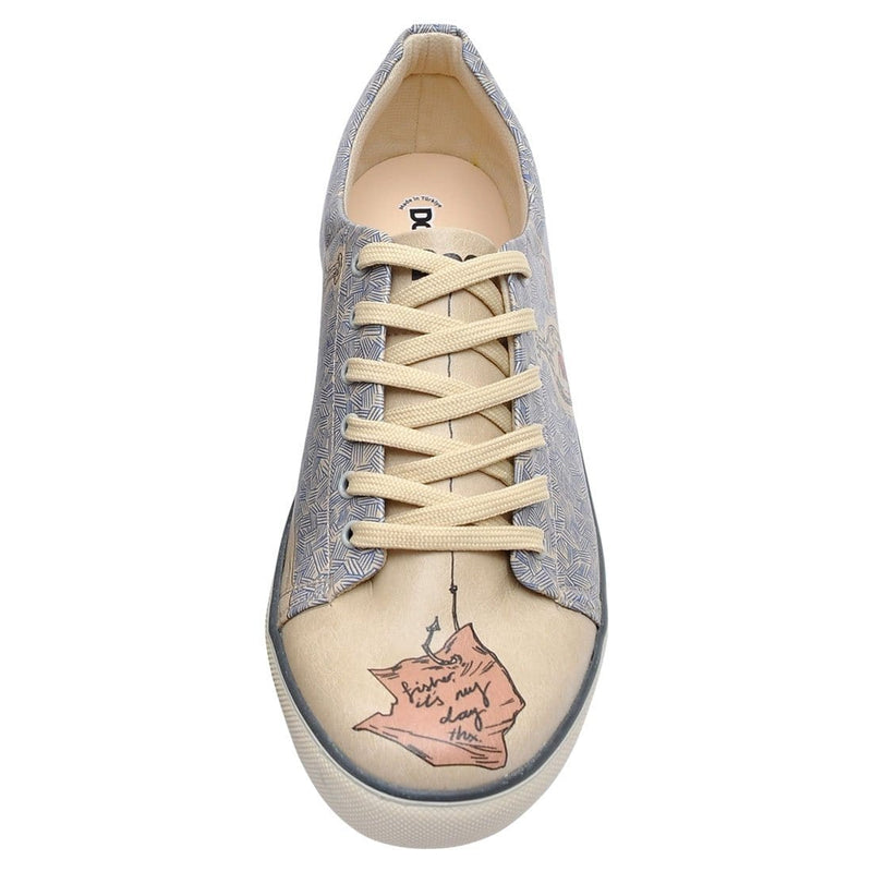 Lucky Fish Dogo Men's Sneakers image 5