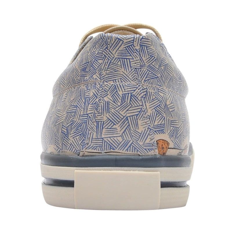 Lucky Fish Dogo Men's Sneakers image 6
