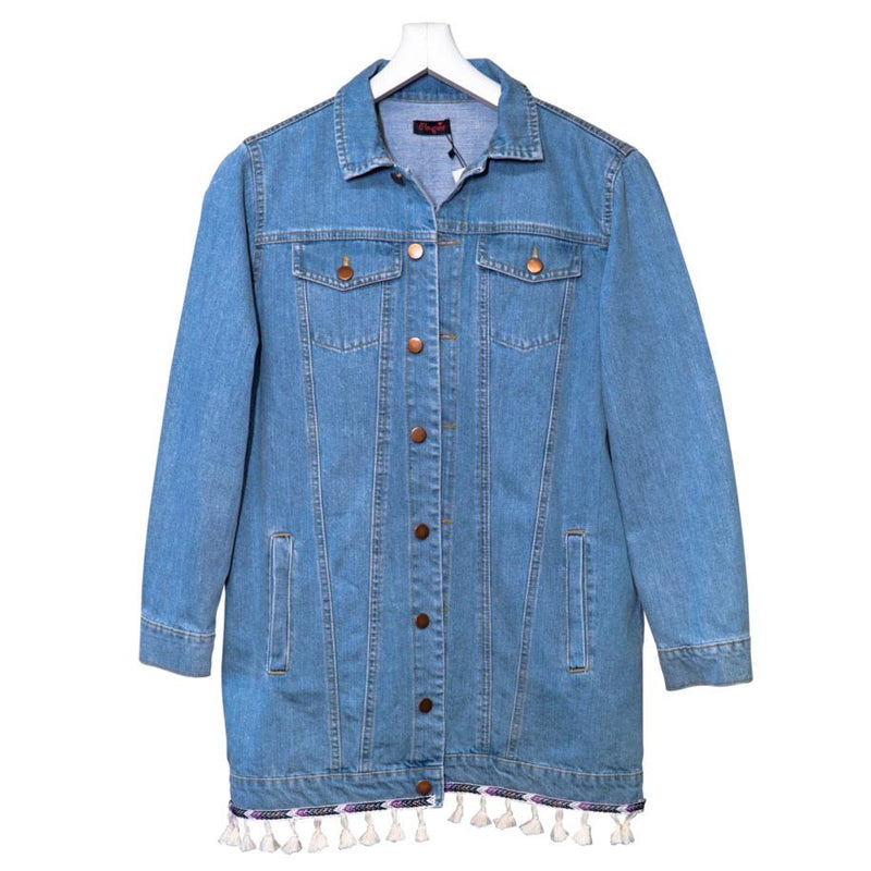Photo Women Denim Jacket