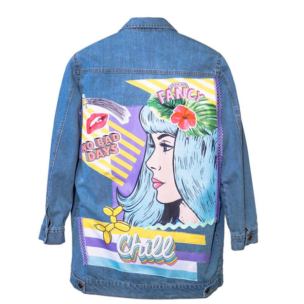 Chill Women Denim Jacket