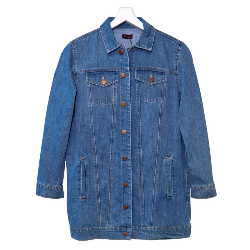 Woow Women Denim Jacket