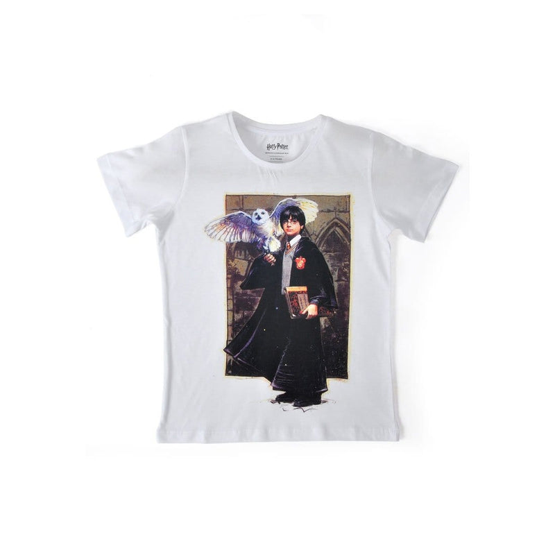 Harry & Hedwig - Harry Potter Kids T-Shirt image 2