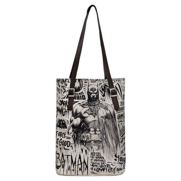 Batman Sketch DOGO Women's Shoulder Bag image 1