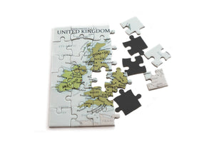 United Kingdom magnetic map puzzle Where Exactly Maps England magnetic map puzzle