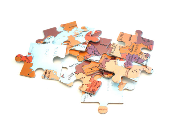 Map puzzle of Europe for kids Map puzzle of Europe for children Children's map puzzle Kid's Map puzzle